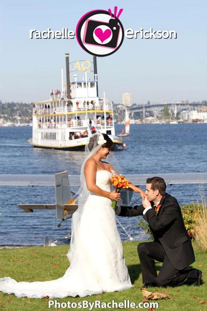 Rachelle Erickson, PhotosByRachelle, Wedding Photos, Seattle Wedding Photographer, Couples, Bride and Groom, Brides, Seattle Brides, Skansonia Ferry, Award Winning Photographer