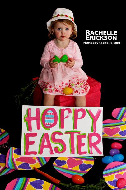 RachelleErickson,Photographer,Seattle,Easter,Spring,Children,Baby